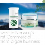 Aquaflor – cosmetic and nutraceutical products from algae, a superior alternative to fish oil, free from toxins and it is sustainable